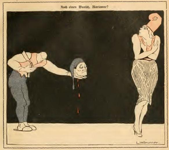 20. Jahrhundert_03_1921_p077_Deutschland-Frankreich_Versailles_Enthauptung