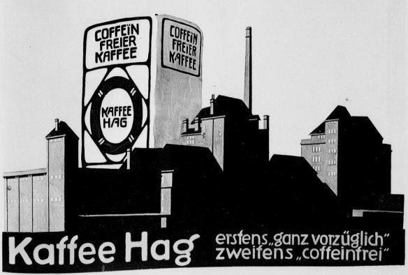 Der Welt-Spiegel_1914_01_11_p05_Kaffee-Hag_Produktionsstätten