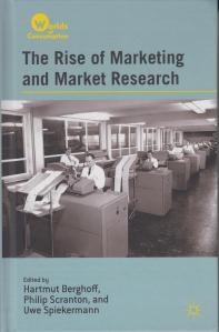 Titelblatt_B05_The Rise of Marketing and Market Research