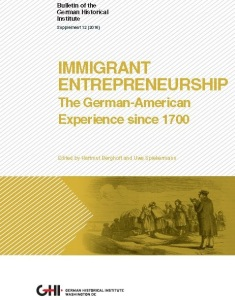 Titelblatt_B08_Immigrant Entrepreneurship