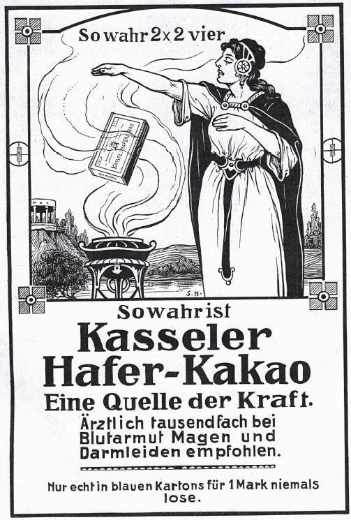 00_Daheim_048_1911-12_Nr03_p31_Kasseler-Haferkakao_Kraft_Priesterin