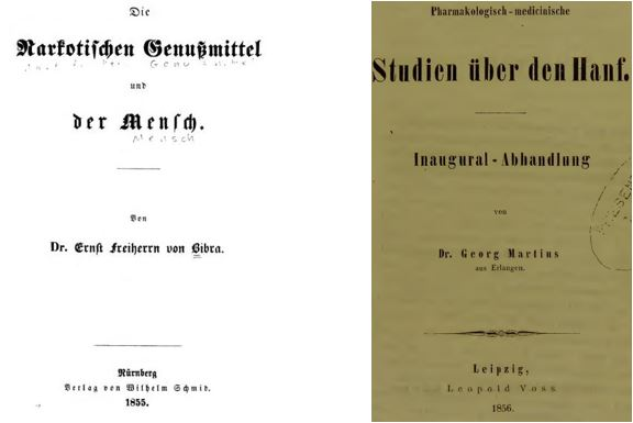 02_Bibra_1855_pI und Martius_1856_pI