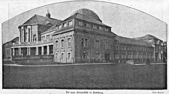 02_Zeitbilder_1919_04_06_p2_Universität_Hamburg