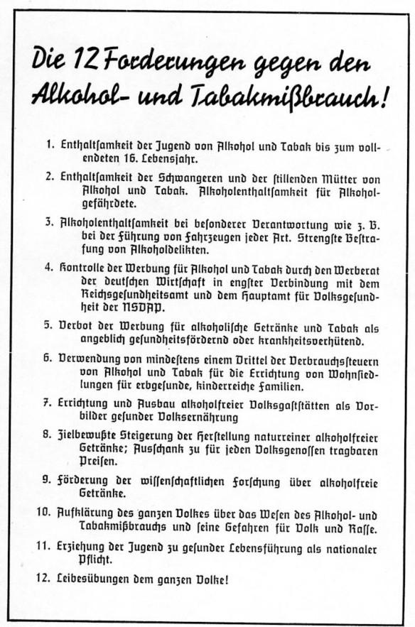 06_Auf der Wacht_55_1938_p1_Gesundheitsführung_NS-Gesundheitspolitik