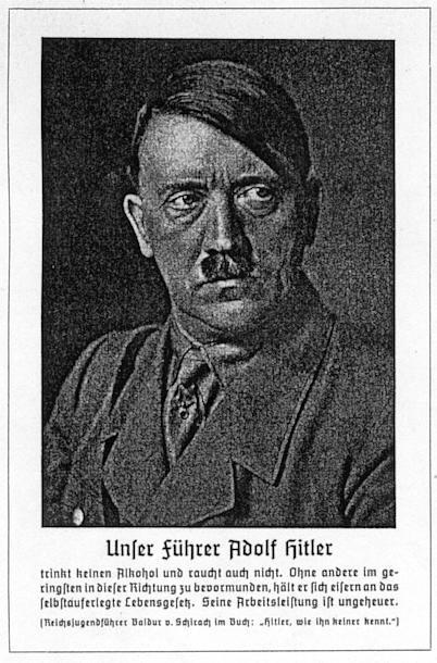 08_Auf der Wacht_54_1937_p18_Hitler_Alkohol_Tabak