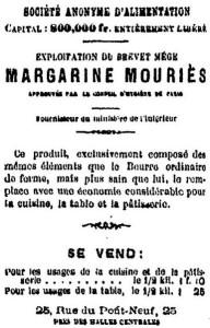 08_Trimm_1874_np32_Frankreich_Margarine-Mouriès