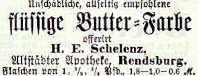 14_Kladderadatsch_28_1875_Nr11_Beibl02_p3_Butter_Färbung_Butterfarbe_Rendsburg