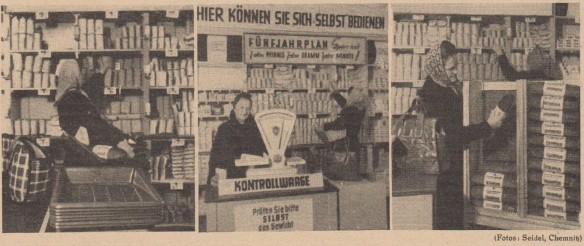 02_Der Handel_01_1951_p021_DDR_Einzelhandel_Selbstbedienung_Chemnitz_Konsumgenossenschaften_Chemnitz_Verkaufsstätten_Brot