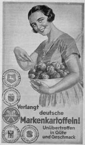 05_Hannoversche Land- und Forstwirtschaftliche Zeitung_81_1928_p362_Gemeinschaftswerbung_Standardisierung_Kartoffeln_Markenartikel_Agrarmarketing