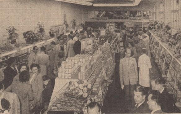 09_Der Handel_06_1956_H13_p07_DDR_Einzelhandel_Selbstbedienung_Konsumgenossenschaften_Halle-S_Verkaufsstätten_Konsumenten