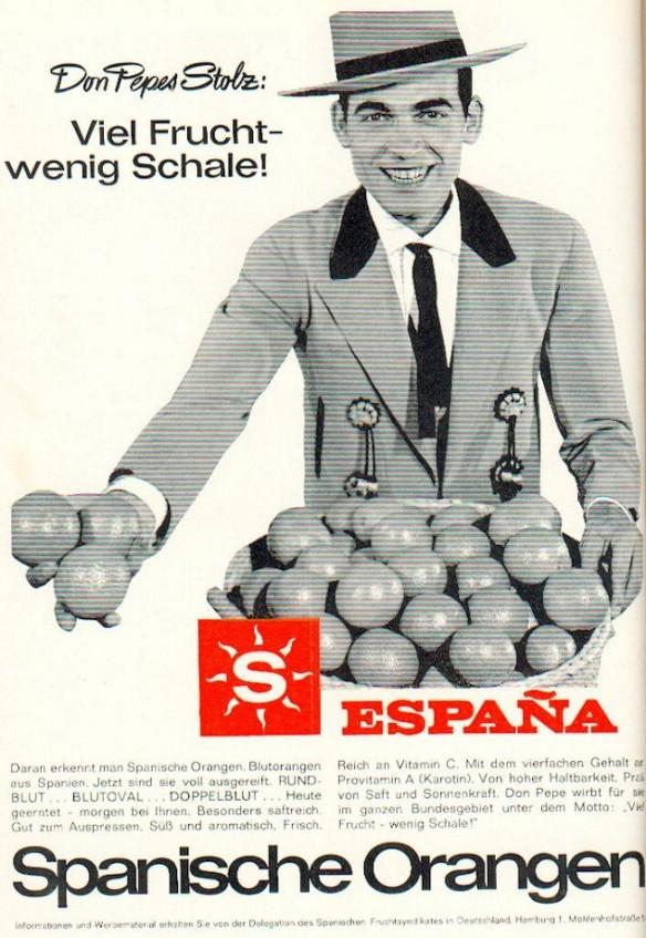 10_Der Verbraucher_1965_Nr04_pII_Südfrüchte_Orangen_Spanien-Deutschland