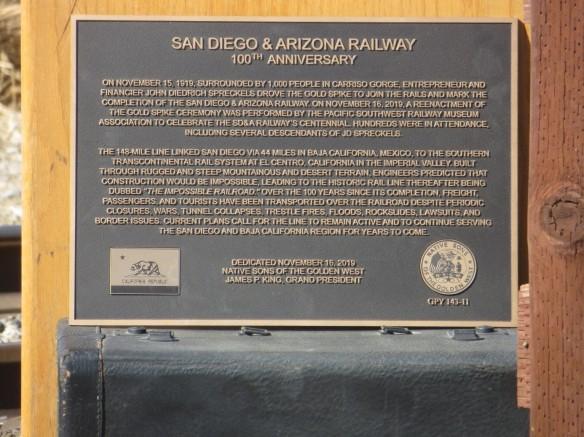 04_Uwe Spiekermann_Gedenktafel_Campo_San Diego and Arizona Railway