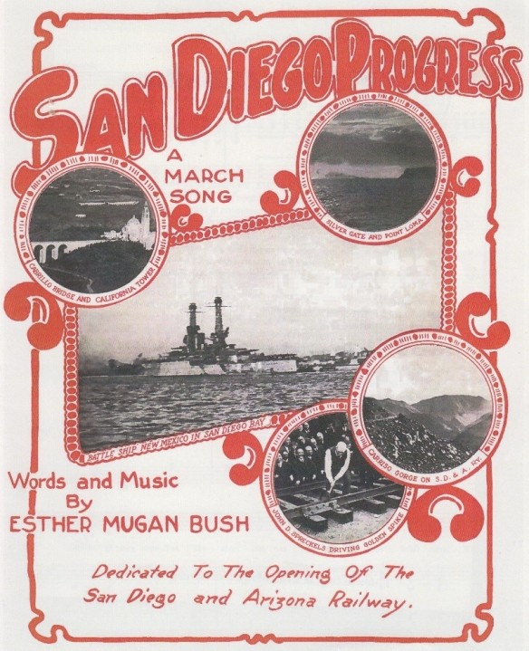 08_PRSW Campo_Begleitbroschüre_San Diego Progress March_Esther Mugan Bush
