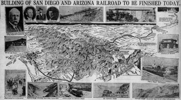 19_Los Angeles Times_1919_11_15_p13_San Diego and Arizona Railway_Karte