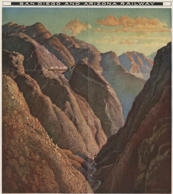 20_San Diego and Arizona Railway_1921_sp_Carrizo Gorge