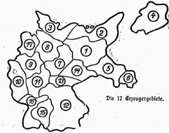 10_Genossenschaftsblatt_1929_Nr13_p2_Eier_Karte_Absatzgenossenschaften_Regulierung