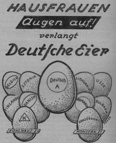 22_Landfrau_1932_Nr25_p1_Eier_Kennzeichnung_Standardisierung