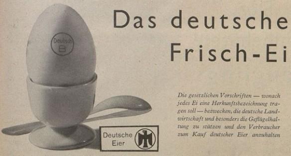 23_Der Bazar_79_1933_Nr13_p21_Eier_Frischei_Kennzeichnung