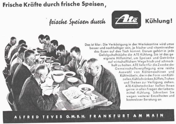 19_Der Vierjahresplan_05_1941_p905_Kantine_Kühlung_Frische_Alfred-Teves