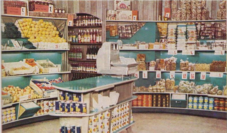 21_Meier_Hg_1960_sp_Laden_Selbstbedienung_Verkaufsräume