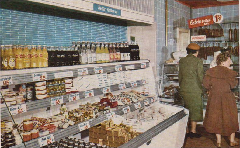 23_Meier_Hg_1960_sp_Kühltruhe_Kühlmöbel_Verkaufsräume_Selbstbedienung
