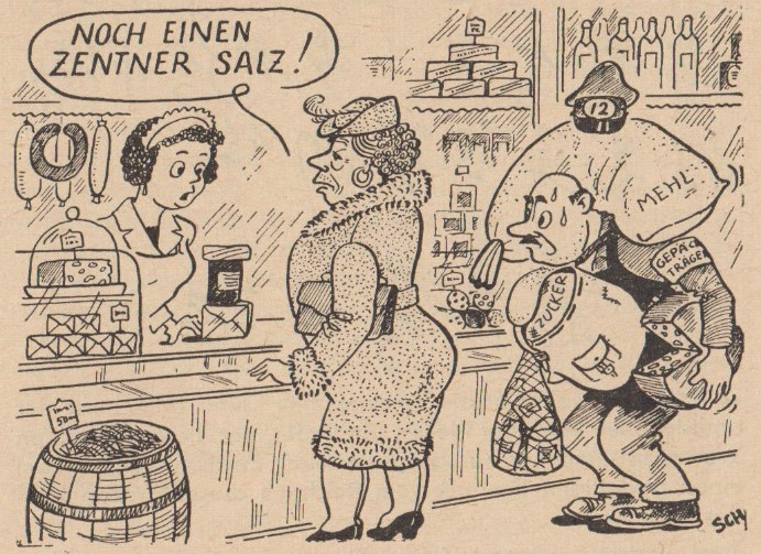 20_Der Handel_05_1955_Nr07_p08_DDR_Hamster_Salz_Kaeufer-Verkaeufer_Verkaufsraeume
