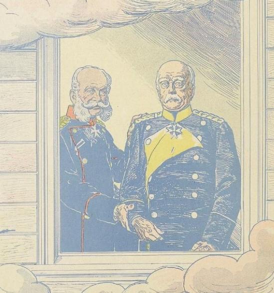 025_Lustige Blaetter_14_1899_Nr29_p10_WilhelmI_Otto-von-Bismarck
