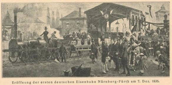 037_Illustrierte Technik für Jedermann_04_1926_p043_Eisenbahn_Adler_Nürnberg_Bahnhof