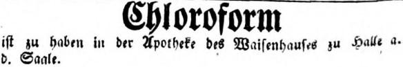 049_Leipziger Zeitung_1847_10_06_Nr253_p6517_Pharmazeutika_Chloroform