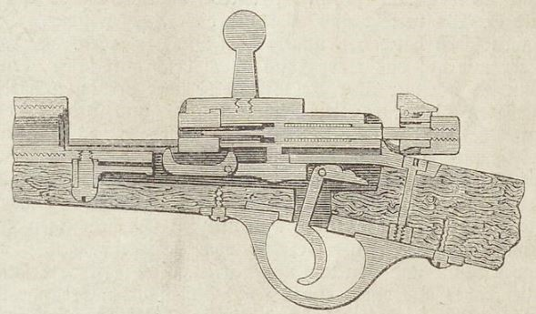 060_Das Buch für Alle_09_1874_p164_Waffen_Gewehre_Verschluss_Mauser_M71