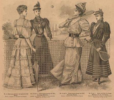 065_Der Bazar_39_1893_p205_Mode_Tennis_Sportkleidung