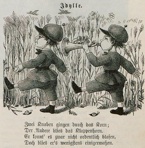 073_Fliegende Blaetter_069_1878_p015_Klapphornvers_Gedicht