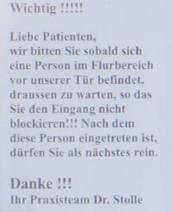 09_Uwe Spiekermann_Corona-Krise_Hannover_Arztpraxis