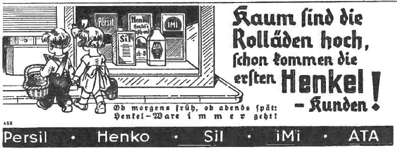 4_Deutsche Handels-Rundschau_31_1938_Nr29_Ladenschluss_Waschmittel_Putzmittel_Henkel_Schaufenster