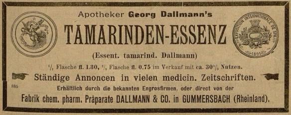 03_Rundschau für die Interessen der Pharmazie, Chemie, Hygiene und der verwandten Fächer_20_1894_p163_Tamarindenessenz_Dallmann