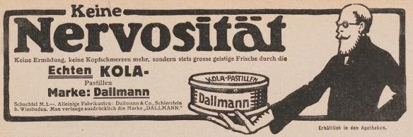 20_Fliegende Blätter_133_1910_Nr3411_Beibl_Kola-Dallmann_Nervosität