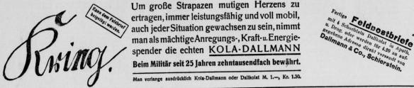 30_Berliner Tageblatt_1914_09_23_Nr484_p8_Kola-Dallmann_Liebesgaben_WKI