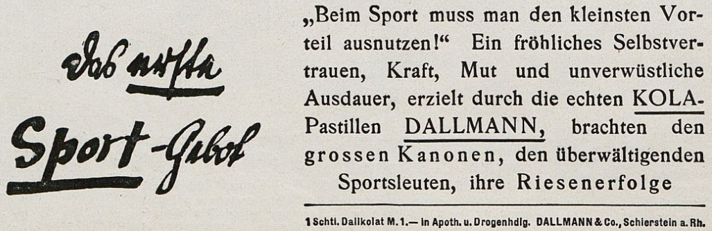 33_Jugend_29_1924_p622_Kola-Dallmann_Sport_Doping