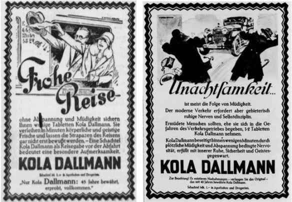 35_Hamburger Nachrichten_1931_06_26_Nr291_p4_Kola-Dallmann_Urlaub_Bahnreise_Welt-Spiegel_1928_05_13_p10_Straßenverkehr_Unfall_Selbstdisziplin