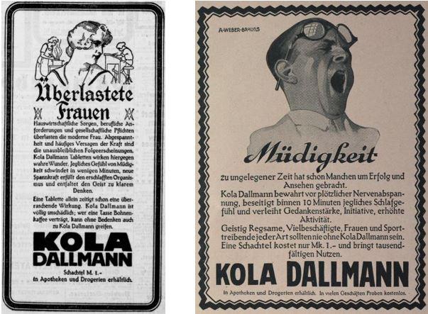 37_Berliner Tageblatt_1926_03_04_Nr106_p7_Kola-Dallmann_Überforderung_Sport im Bild_33_1927_p1348_Müdigkeit_Anregungsmittel