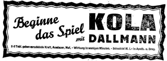 38_BZ am Mittag_1929_06_16_Nr161_p7_Kola-Dallmann_Sport_Doping