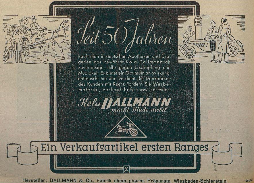 42_Wiener Pharmazeutische Wochenschrift_82_1939_Nr48_p8_Kola-Dallmann_Anregungsmittel_Schutzmarke