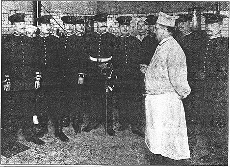 4_Die Woche_12_1910_p382_Militaerverpflegung_Kuechenmeister_Fortbildung