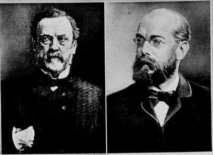 03_Der Weltspiegel_1928_10_14_p3_Bakteriologie_Louis-Pasteur_Robert-Koch