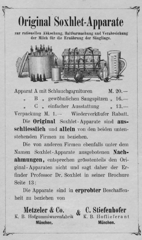 10_Schmidt_1888_p31_Saeuglingsernaehrung_Soxhlet-Apparat_Konservierungsgeraet