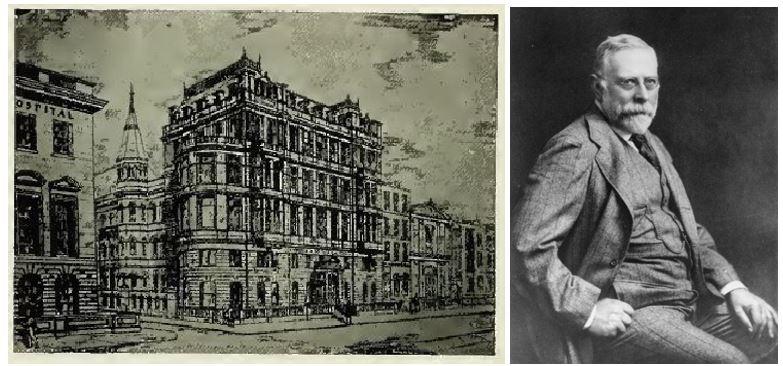13_Bokay_1922_p074_Krankenhaus_Ormond-Street-Hospital_London_Thomas-Barlow