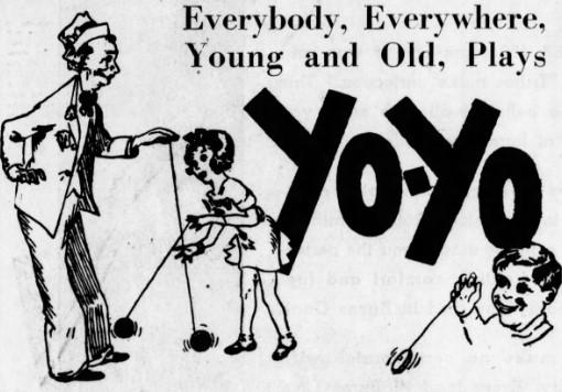 12_Brooklyn Daily Eagle_1931_10_06_p11_Yo-Yo