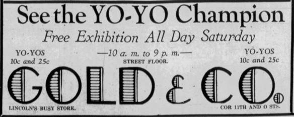 14_Nebraska State Journal_1932_05_28_p10_Yo-Yo_Wettbewerb