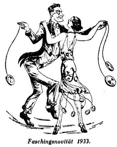 24_Das kleine Blatt_1933_02_17_p17_Jo-Jo_Modetanz_Karneval