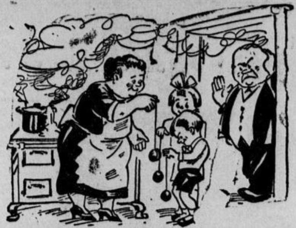 28_Riesaer Tageblatt und Anzeiger_1932_10_15_Nr243_p16_Jo-Jo_Familie_Hausfrau